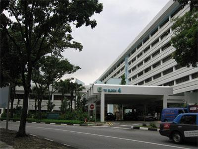 Hospital Background - Singapore General Hospital - 新加坡综合医院