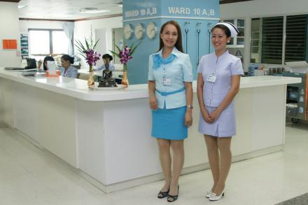 International Liaisons - Yanhee Hospital - 然禧医院