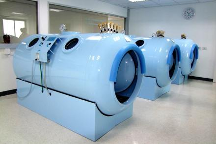 Hyperbaric Center - Yanhee Hospital - 然禧医院