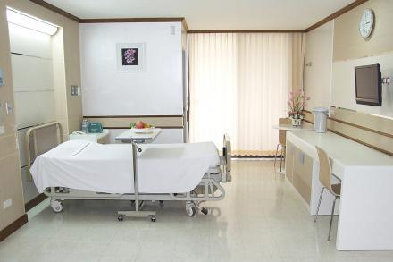 Patient's Room - Standard - Yanhee Hospital - 然禧医院