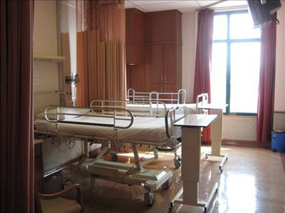 Two bedded room - Gleneagles Intan Medical Centre - 鹰阁医疗中心