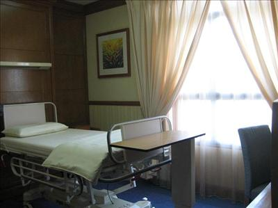 Junior suit - Gleneagles Intan Medical Centre - 鹰阁医疗中心