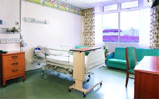 Patient's Private Room - Gleneagles Medical Centre Penang - 槟城鹰阁医疗中心