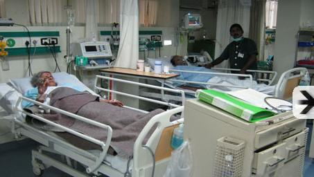 Medical Intensive Care Unit - Fortis Malar Hospital - 富通马拉医院